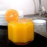 Mẹo chế nước rửa bát từ quất tết cực sạch