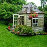 Từ vựng tiếng Anh về Nhà và vườn