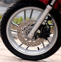 Tìm hiểu các thông số ghi trên lốp xe máy