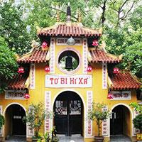 Các chùa làm lễ giải hạn linh nghiệm ở Hà Nội