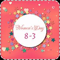 Hình nền Facebook ngày quốc tế phụ nữ