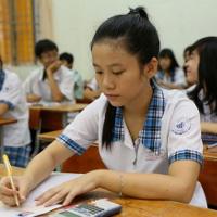 Đề thi giữa học kì 2 môn Toán lớp 8 năm 2013 - 2014