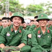 Hướng dẫn đăng ký sơ tuyển vào các trường quân đội năm 2016