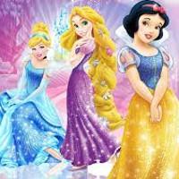 Nhìn hình đoán tên công chúa Disney
