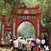 Kinh nghiệm đi lễ đền Hùng - Phú thọ