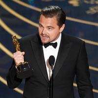 Học tiếng Anh qua giải Oscar 2016: Bài phát biểu của Leonardo DiCaprio khi giành chiến thắng
