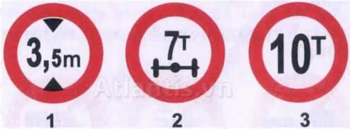 Thi sát hạch lý thuyết lái xe online miễn phí - Đề số 1