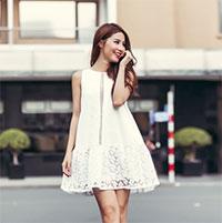 Cách may váy suông đơn giản nhất