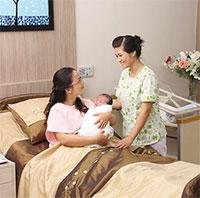Viện phí sinh con ở một số bệnh viện phụ sản
