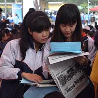 Đề thi thử THPT Quốc gia năm 2016 môn Vật lý trường THPT Chuyên Nguyễn Huệ, Hà Nội (Lần 1)