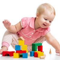 Giáo án mầm non đề tài: Chơi với đồ chơi dạng hình khối