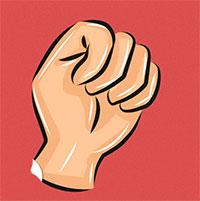 Cách nắm tay nói lên tính cách của bạn