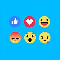 Biểu tượng cảm xúc Facebook mới nhất