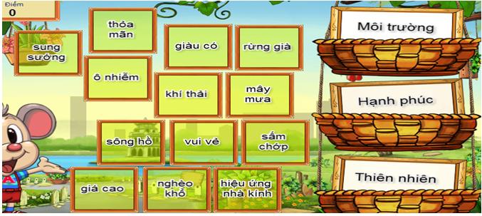 Thi Trạng Nguyên Tiếng Việt Lớp 5 Vòng 8 năm học 2015 - 2016