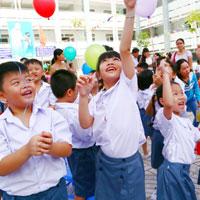 Đề thi giữa học kì 2 môn Tiếng Việt lớp 3 trường Tiểu học Hòa Hưng 3, Kiên Giang năm học 2015 - 2016