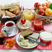 Thách thức hiểu biết về bữa ăn sáng của các nước trên thế giới!