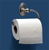 Những mẹo vặt cực độc với giấy vệ sinh