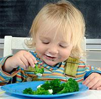 2 quy luật giúp trẻ không bao giờ biếng ăn