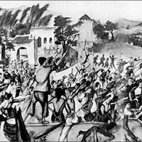 Giáo án Lịch sử 7 bài Khởi nghĩa nông dân Đàng Ngoài thế kỉ XVIII