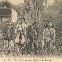 Giáo án Lịch sử 8 bài Khởi nghĩa Yên Thế và phong trào chống Pháp của đồng bào miền núi cuối thế kỉ 19