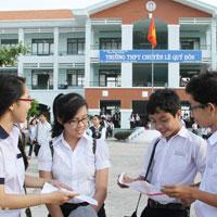 Đề thi học kì 2 môn Giáo dục công dân lớp 12 trường THPT Chuyên Lê Quý Đôn, Bình Định năm học 2014 - 2015