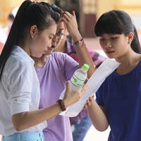 Đề thi thử THPT Quốc gia môn Lịch sử năm 2015 trường THPT Hồng Lĩnh, Hà Tĩnh