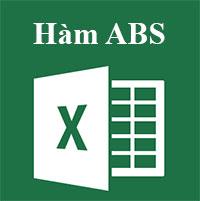 Học MS Excel 2013 bài 12: Hàm ABS