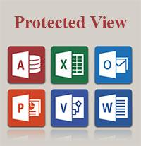 Vô hiệu hóa tính năng Protected View trong Office