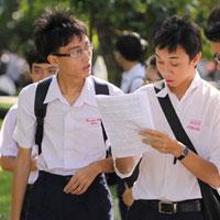 Danh sách học sinh được xét tuyển thẳng vào Đại học 2016