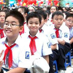 Đề kiểm tra 40 phút môn Tiếng Anh lớp 5, Trường tiểu học Hướng Dương