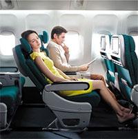 Kinh nghiệm chọn chỗ ngồi tốt khi đi máy bay