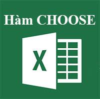 Học MS Excel 2013 bài 16: Hàm CHOOSE