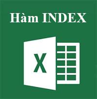 Học MS Excel 2013 bài 17: Hàm INDEX