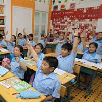 Bài tập Tiếng Anh lớp 6 chuyên đề đọc và hoàn thành đoạn văn