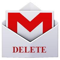 Cách xóa tài khoản Gmail