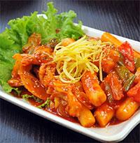 Cách làm bánh gạo cay Hàn Quốc