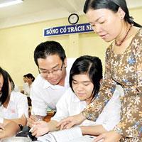 Đề ôn tập thi lại hè môn Tiếng Anh lớp 10 trường THPT Thái Phiên, Đà Nẵng