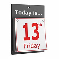 Tìm hiểu về thứ 6 ngày 13