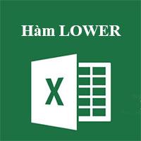 Học MS Excel 2013 bài 27: Hàm LOWER