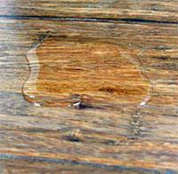 Cách khắc phục sàn gỗ khi bị ngập nước