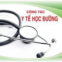 Mẫu đánh giá công tác y tế trường học (Cơ sở giáo dục phổ thông)