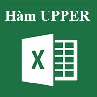Học MS Excel 2013 bài 29: Hàm UPPER
