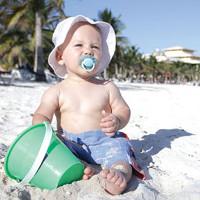 Cách bảo vệ con không bị ốm khi trời nóng cực điểm