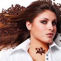 Cách nhuộm tóc bằng cà phê độc đáo