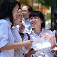 Đề thi tuyển sinh vào lớp 10 môn Tiếng Anh năm học 2016-2017 tỉnh Hải Dương có đáp án đề nghị