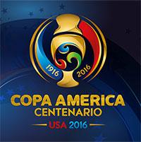 Lịch thi đấu Copa America 2016
