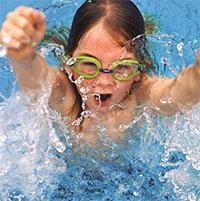 Cách nhận biết hồ bơi sạch không hóa chất