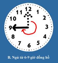 Hé lộ tính cách qua số giờ ngủ
