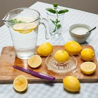 Cách giảm cân bằng chanh muối ấm cực hiệu quả