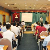 Mẫu CN-NTVĐ - Giấy chứng nhận học lớp nhận thức về Đảng